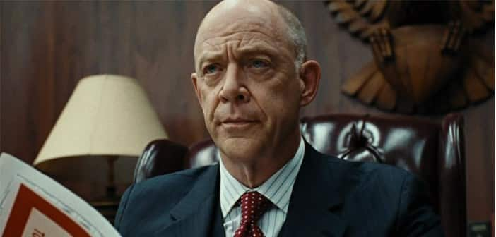 'Justice League' Calls On Actor J.K. Simmons To Play Commissioner Gordon