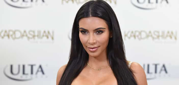 Kim Kardashian Responds To Critics Of Her Nude Pic By Posting ANOTHER Nude Pic