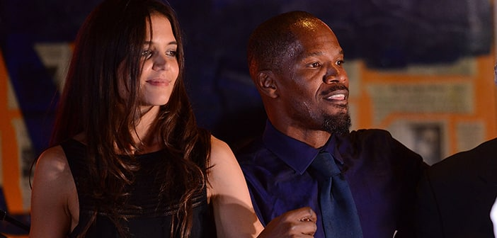 Reports Of Katie Holmess Pregnancy By Jamie Foxx And Has Led To Rumors Of A Secret Wedding