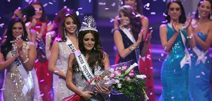 Poor Attitude Sees Miss Universe Puerto Rico Kristhielee Caride Losing Her Crown