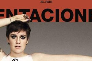 Lena Dunham Has Words For Spanish Magazine That Took The Liberty Of Photoshopping Her Body For Their Cover