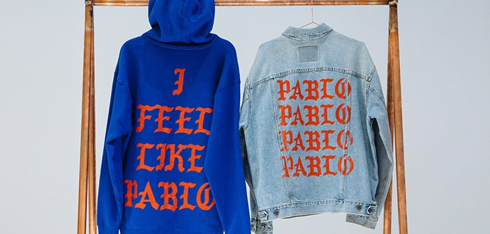 Kanye West Proudly Announces His 'The Life of Pablo ' Merchandise Reaching $1Million In Sales