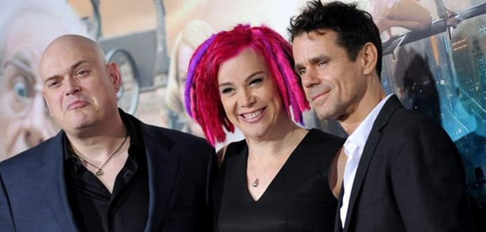 a personal interpretation of the matrix a movie by lana wachowski and lilly wachowski Lilly wachowski biography with personal her second movie the matrix for which she won saturn award for best director along with her sibling, lana wachowski.