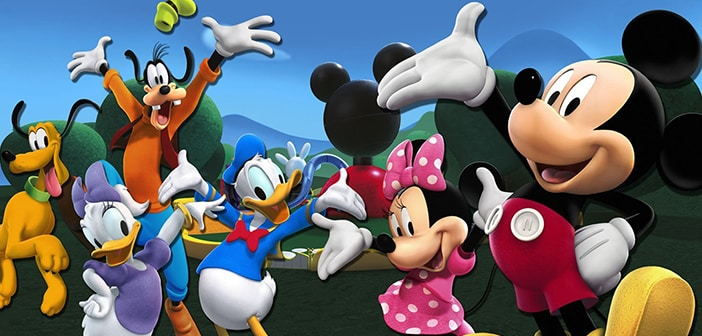 CLOSED--MICKEY MOUSE CLUBHOUSE: SPORT-Y-THON - DVD Movie Giveaway 18