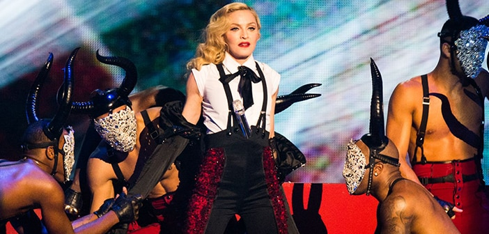 Madonna Angers Australian Fans For Showing Up 2 Hours Late for Concert
