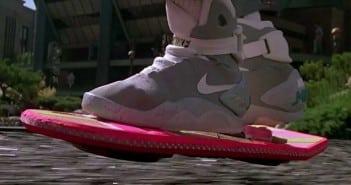 Nike autolace shoes