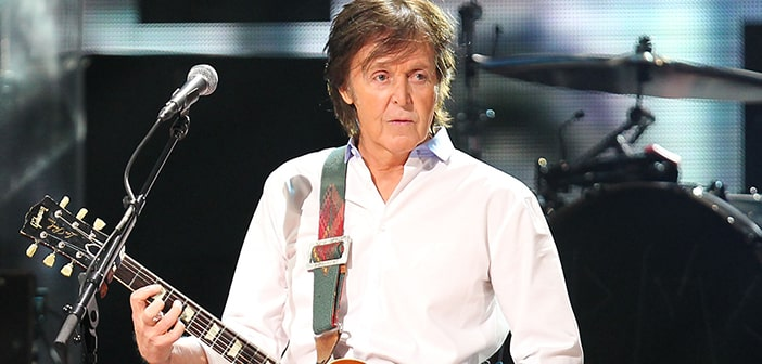 Paul McCartney Launches Campaign For Rights To Beatles Songs Back