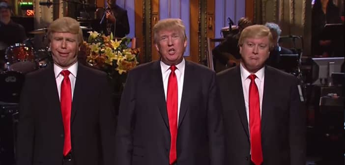 SNL's Makes Their Very Own 'Racists For Trump' Campaign Ad To Express Their Thought On The Presidential Nominee