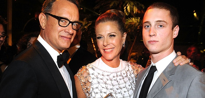 Tom Hanks Served Lawsuit For His Son's Alleged Car Accident