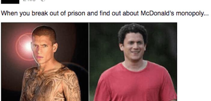 PRISON BREAK's Wentworth Miller Makes A Stand After Body-Shaming Meme Goes Viral