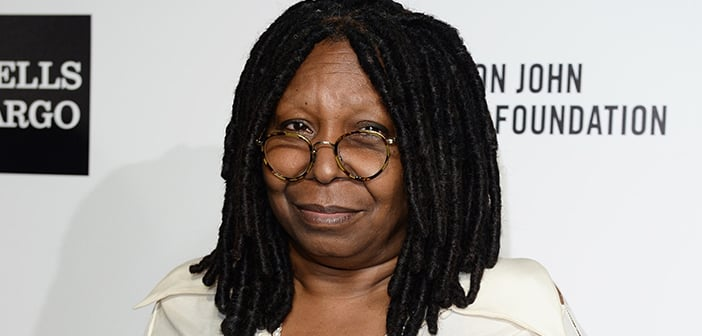 Whoopi Goldberg Setting Up Medical Marijuana Company For Ladies Pain Releif