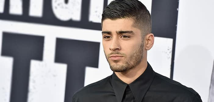 Zayn Malike Cuases Heavy Stir with Fans After The singer Posts Photo Of His New Facial Tattoo