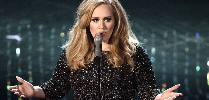 Adele Is The New Target Of Photo Hack As Private Pics Of Her Son & Childhood Pics Are Shared Online