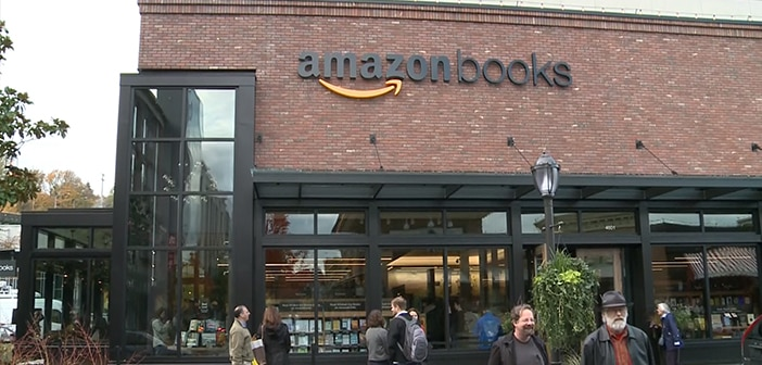 San Diego Gets The 2nd Ever Amazon Bookstore To Suit You Every Reading Need
