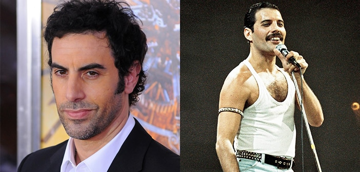 Sacha Baron Cohen Dropped The His Role In The Freddie Mercury Biopic After A Falling Out With With Queen