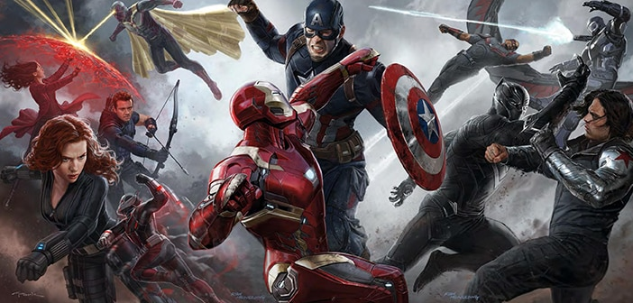 Marvel's Captain America: Civil War - 2nd Trailer Is Here!