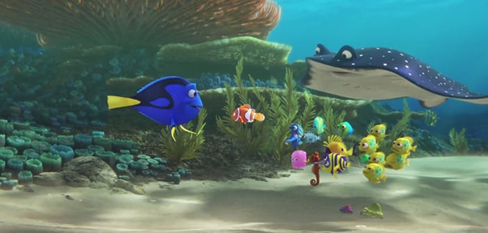"Disney&Pixar's ""Finding Dory"" Reveals Full Character And Voice Talent Roster 9"