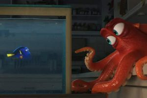 FINDING DORY - NEW POSTER 2