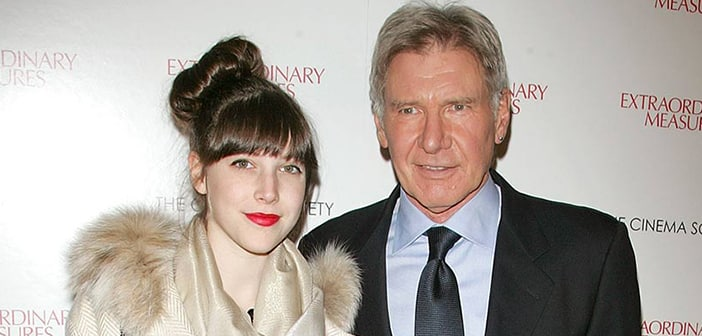 """She's My Hero"" Shares Harrison Ford As He Opens Up About Daughter Georgia Having Epilepsy"