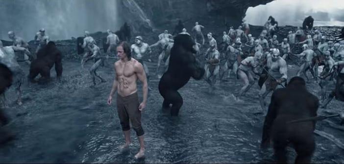 THE LEGEND OF TARZAN - Stunning New Trailer