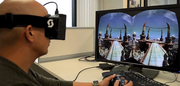 30 Videogames Are Being Released That Make Use Of Oculus Rift For Whole New VR Gameplay VR Experience