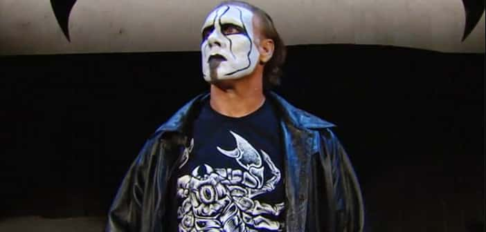 World Wrestling Mega Star STING To Retire After 31 Years In The Ring Following Hall Of Fame Induction