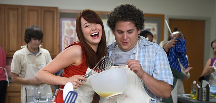 """Emma Stone And Jonah Hill Teaming Up On Tv In New """"Maniac' Series"""