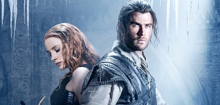 New Trailer - The Huntsman: Winter's War!
