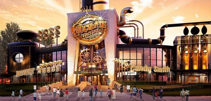 Universal Studios Orlando Is Opening A Steam Punk Chocolate Themed Restaurant 2