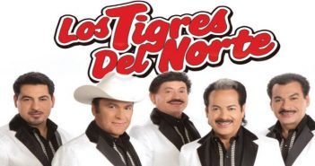 6-time Grammy award-winning Latin super group Los Tigres del Norte to Sioux for Cinco de Mayo 2016 (PRNewsFotoBadlands Entertainment Group)