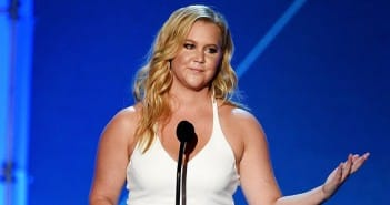 Amy Schumer Included In Glamour's Plus sized Edition