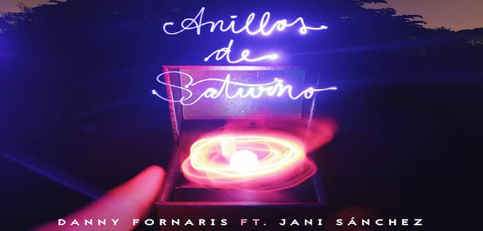 "Puerto Rican Singer-Songwriter & Producer Danny Fornaris Premieres New Single ""Anillos de Saturno"" 2"