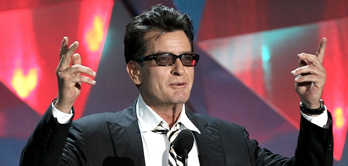 Charlie Sheen Being Held Under Investigation By LAPD's Stalking Unit