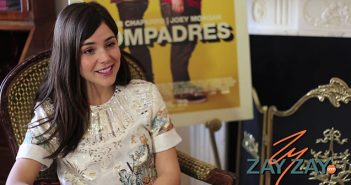ZayZay sits down with actress Camila Sodi on her new movie Compadres