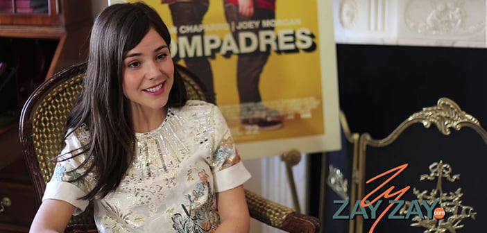 COMPADRES - Interview With Camila Sodi