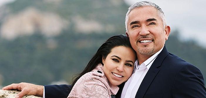 Cesar Millan Happily Shares News Of Engagement With Jahira Dar