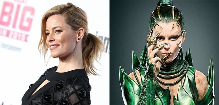 Come See Elizabeth Banks' New Look In The Role As Rita Repulsa