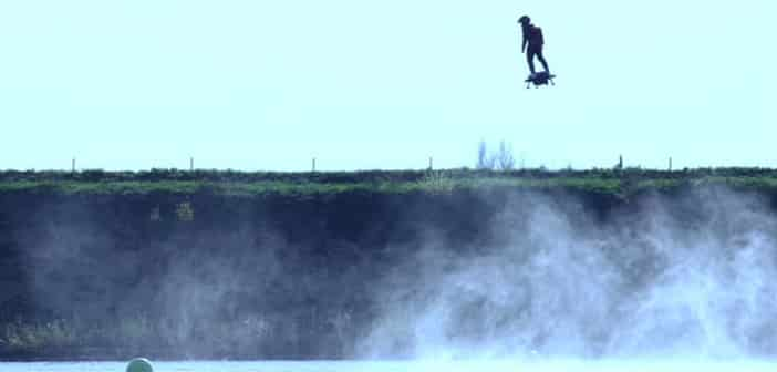 Flyboard Air Is The Hoverboard We Promised Years Ago