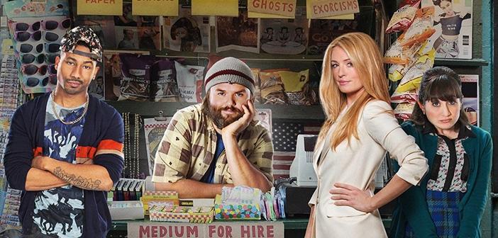 Hulu's DEADBEAT Season 3 Teaser Trailer & Poster! 1