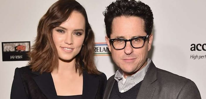 J.J. Abrams Newest Project Will See Him Working Again With Star Wars Lead Daisy Ridley