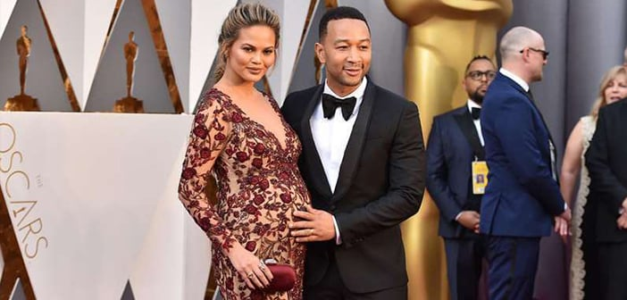Chrissy Teigen and John Legend Are The Happy Parents To Baby Girl