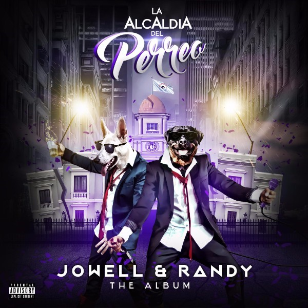 Jowell & Randy's fifth studio album