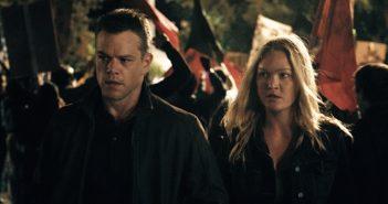 Matt Damon - Julia Stiles - Bourne