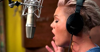 PiNk New Single - Just Like Fire