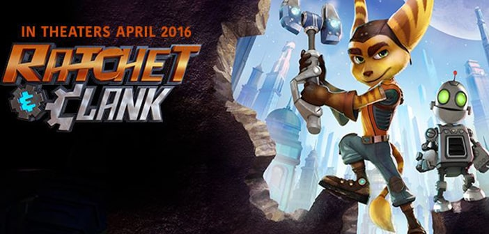 CLOSED--RATCHET & CLANK - Advanced Screening Giveaway 2