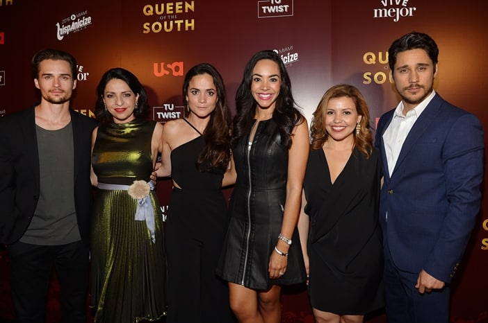 USA Network's 'Queen Of The South' World Premiere  (1)