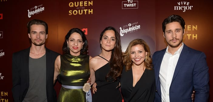 USA Network's 'Queen Of The South' World Premiere At Hispanicize 2016 2