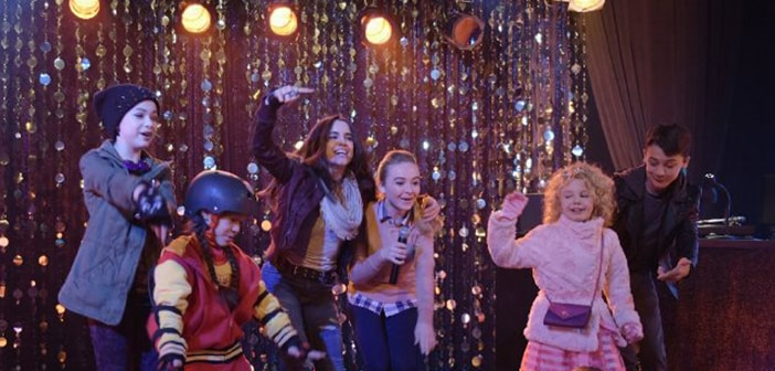 Disney Wants You To Know Actress and Singer SOFIA CARSON From Their Upcoming 'Adventures in Babysitting' Film 2
