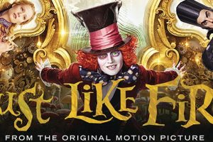 Check Out Pink's New Song 'Just Like Fire' Straight Off The 'Alice: Through the Looking Glass' Soundtrack