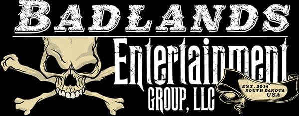 badlands entertainment group logo